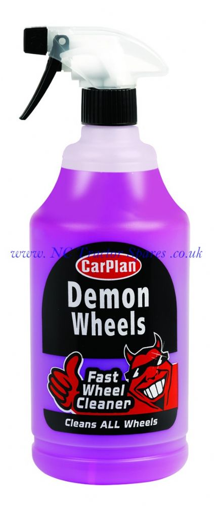 CarPlan Demon Wheels 1 ltr